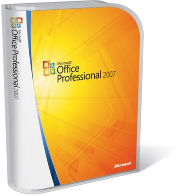 office 2007 box