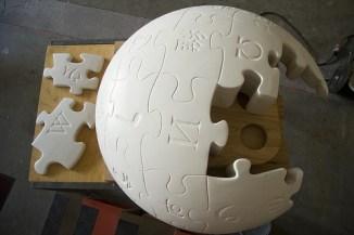 Wikipedia en 3D Foto 2