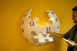 Wikipedia en 3D Foto 7