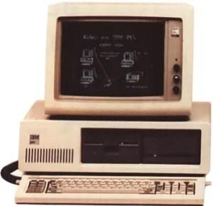 Viejo ordenador