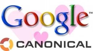 Google & Canonical