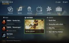 boxee screenshot