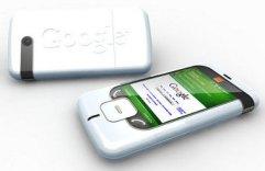 Google Phone concepto