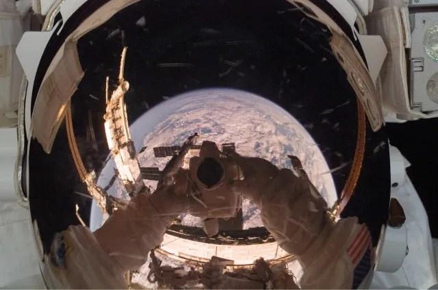 Clay Anderson / NASA
