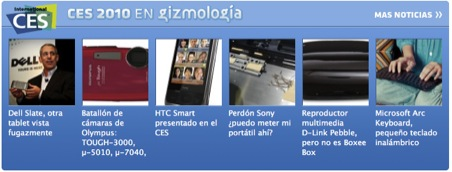 Gizmologia CES 2010