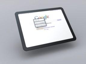 Tablet Chrome OS 1