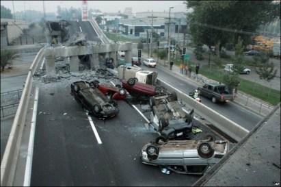 Daños del terremoto en Chile 1 - Vía @pimpi240