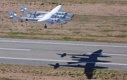 VirginSpaceShip 5