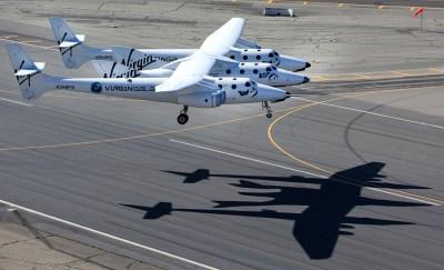 VirginSpaceShip 6