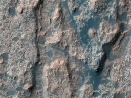 Crater Palos