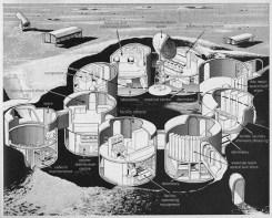 Esquema Base Lunar 1969