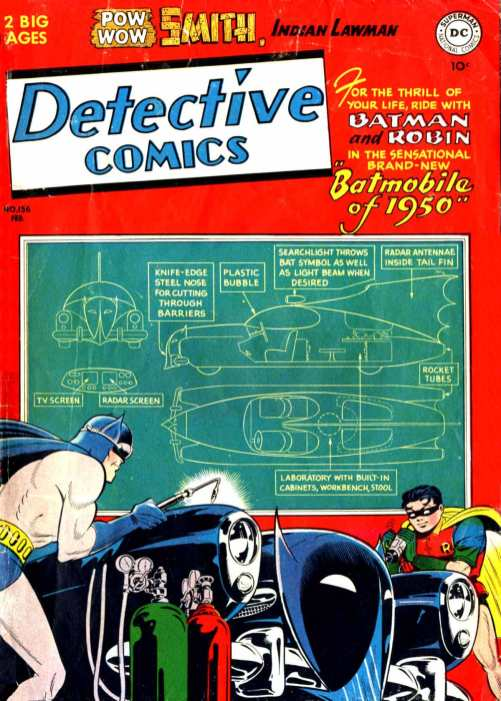 Batmobile1950Cover