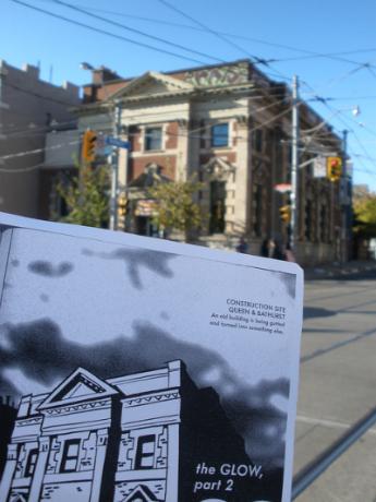 La Toronto de Scott Pilgrim