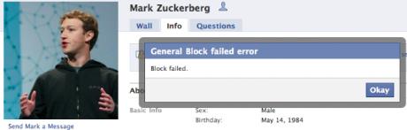 Bloquear a Zuckerberg