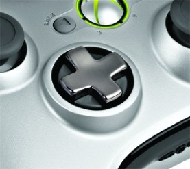 Nuevo Mando Xbox 360 detalle