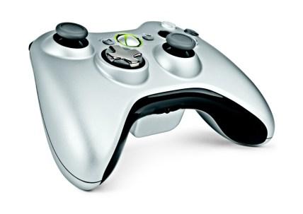 Nuevo Mando Xbox 360 perspectiva
