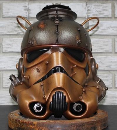 Stormtrooper a vapor de Brian Rood