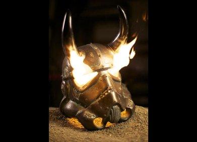 Guerrero Vikingo de Tory Belleci