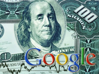 Google money