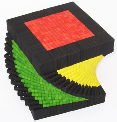 Cubo de Rubik 17x17x17