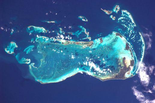 Islas en el Caribe