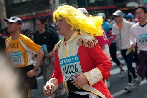 Maratón de Tokio 2011 - Foto 17