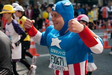 Maratón de Tokio 2011 - Foto 19