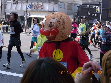 Maratón de Tokio 2011 - Foto 20