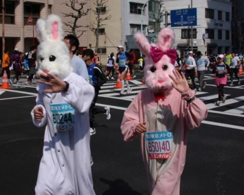 Maratón de Tokio 2011 - Foto 8