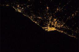 Costa entre Tarragona y Barcelona