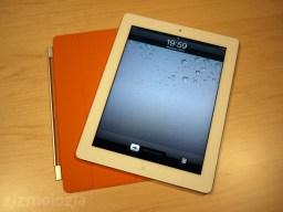 iPad 2 blanco