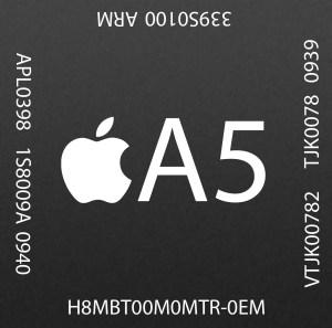 Chip A5 de Apple