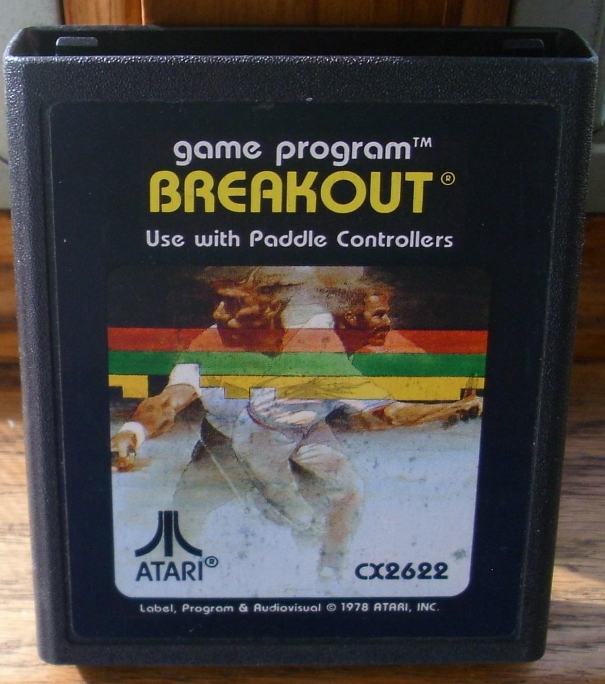 Breakout cartucho