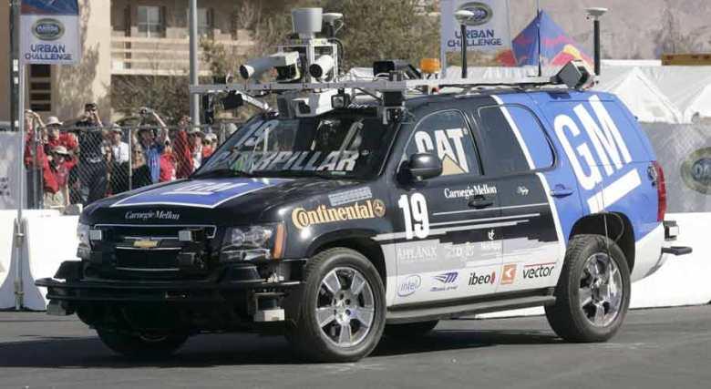 GM vehiculo autonomo