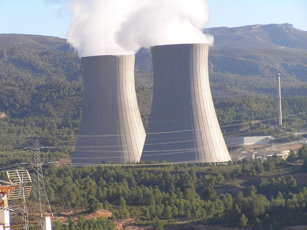 Nuclear central