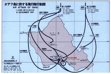 Plan Japones de Ataque