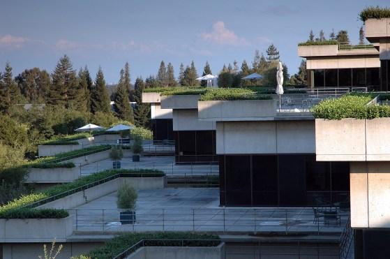 Xerox Parc - edificio