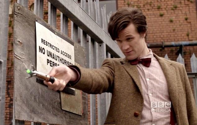 Destornillador sonico doctor who