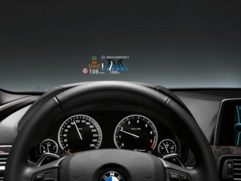 BMW Head-Up Display