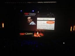 Juan Verde en el TEDx Cibeles