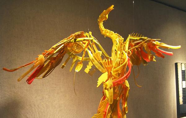 ESculturas de Sayaka Ganz 9