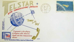Edicion conmemorativa 6ª pasada Telstar - Filatelia