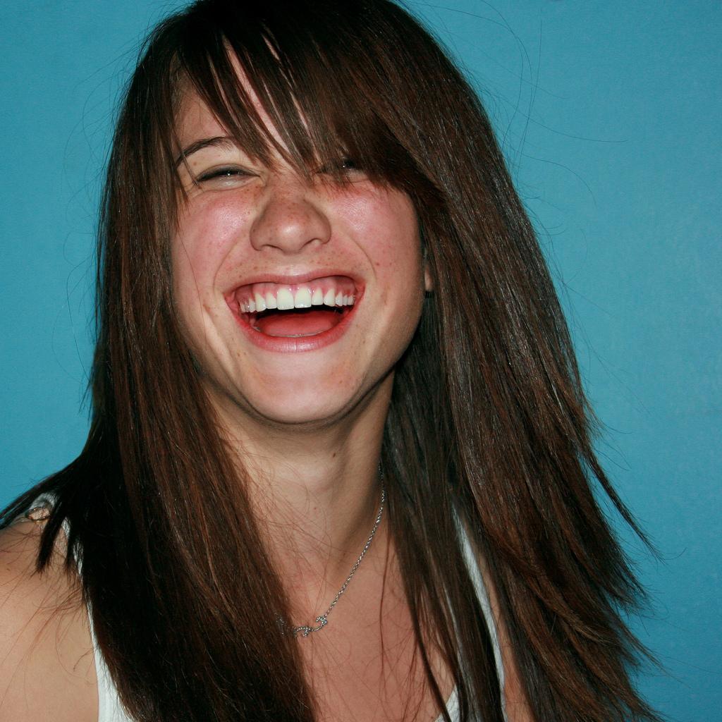 La risa espontánea