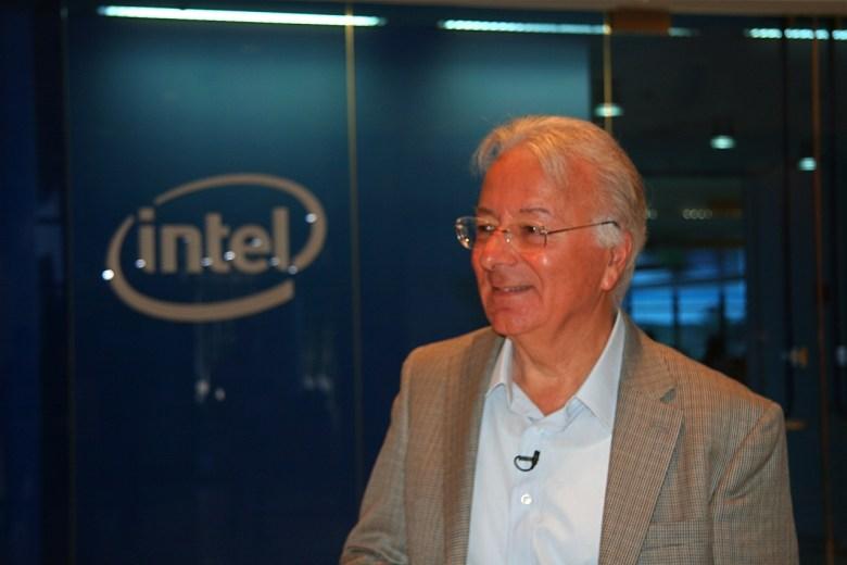 Federico Faggin Intel