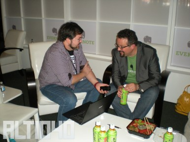 Phil Libin - Evernote Trunk Conference (3)