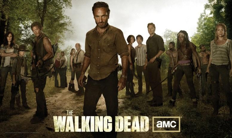 The Walking Dead Reparto el reparto al completo