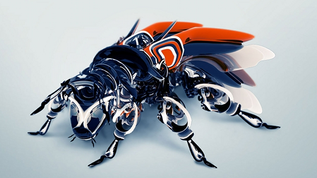 Insecto robot