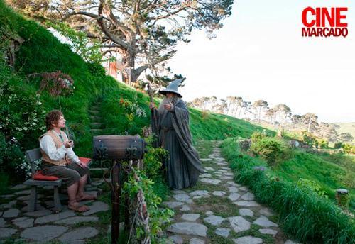 The Hobbit escena 2