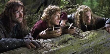 The Hobbit escena