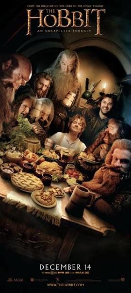 The Hobbit psoter 3